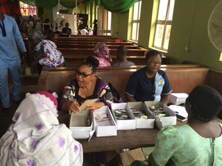 Ijoga-Orile, Ogun State Medical Mission 2017