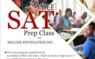 SAT Prep 2019