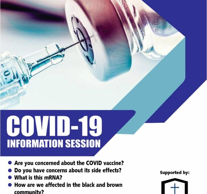 COVID-19 Information Session