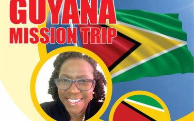 Guyana Missions Trip