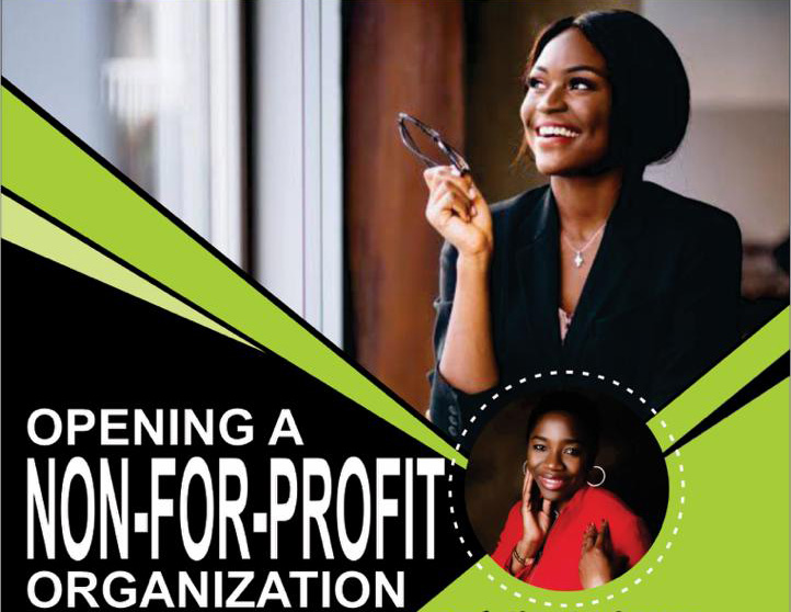 Opening A Non-For-Profit Organization
